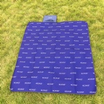 waterproof custom logo picnic mat/blanket