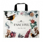 PE plastic shopping bag