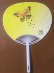 plastic promotional hand fan