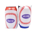 PU neoprene beer can cooler/stubby holder